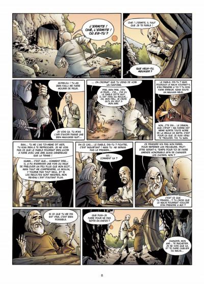 Page 6 contes et légendes des régions de France tome 2 - Alsace