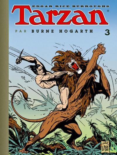 Couverture Tarzan tome 3