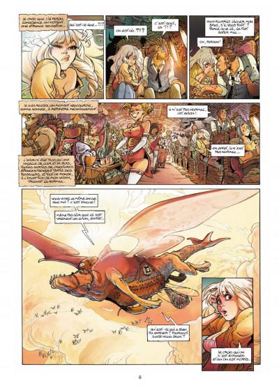 Page 4 Ekhö monde miroir tome 1