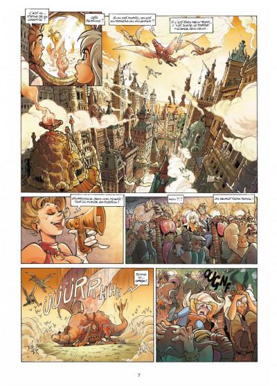 Page 5 Ekhö monde miroir tome 1