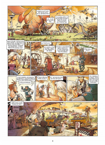 Page 6 Ekhö monde miroir tome 1