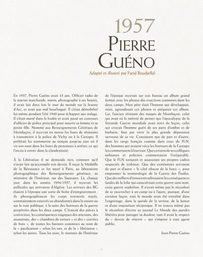 Page 8 paroles de la guerre d'Algérie, 1954-1962