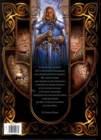 Dos légende tome 6 - le secret des Eïles