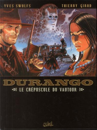 Couverture Durango tome 16