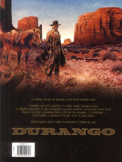 Dos Durango tome 16