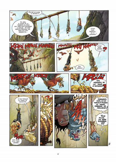 Page 5 Marlysa tome 12