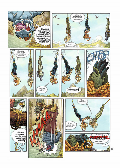 Page 6 Marlysa tome 12