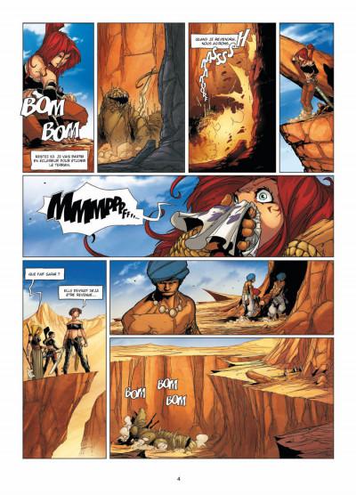 Page 2 la geste des chevaliers dragons tome 15 - l'ennemi