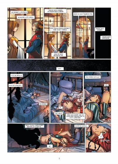 Page 5 la geste des chevaliers dragons tome 15 - l'ennemi