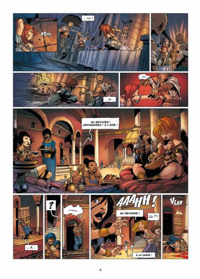 Page 6 la geste des chevaliers dragons tome 15 - l'ennemi