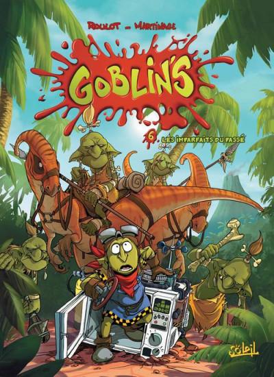 image de Goblin's tome 6 - les imparfaits du passé
