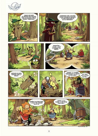 Page 4 Goblin's tome 6 - les imparfaits du passé