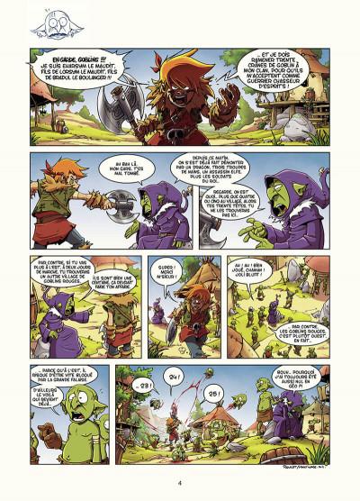Page 5 Goblin's tome 6 - les imparfaits du passé