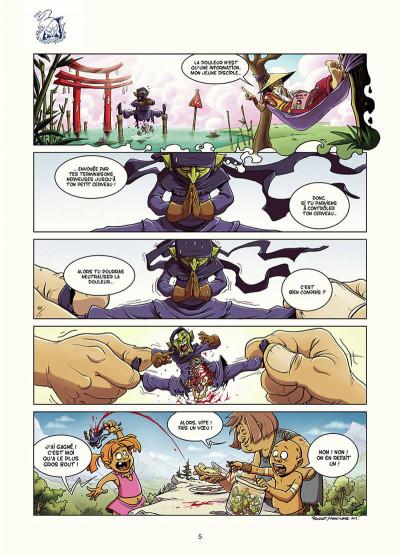 Page 6 Goblin's tome 6 - les imparfaits du passé