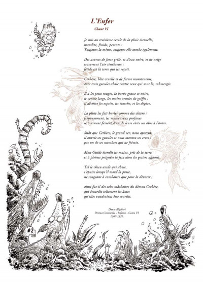 Page 6 Billy Brouillard tome 3 - le chant des sirènes