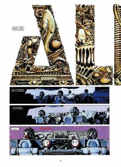 Page 1 Alien - le huitième passager
