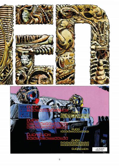 Page 2 Alien - le huitième passager