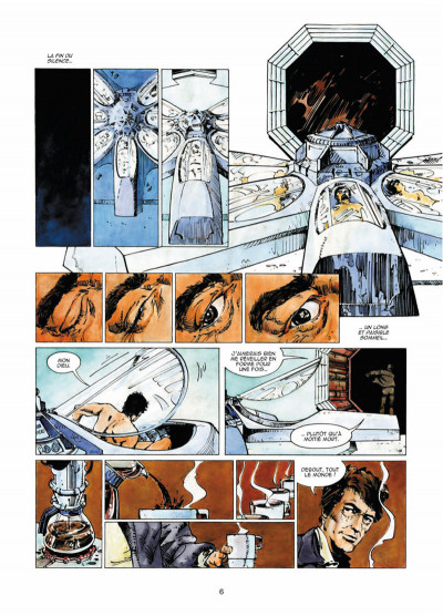 Page 3 Alien - le huitième passager