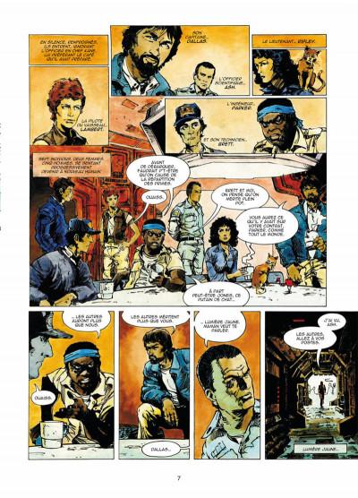 Page 4 Alien - le huitième passager