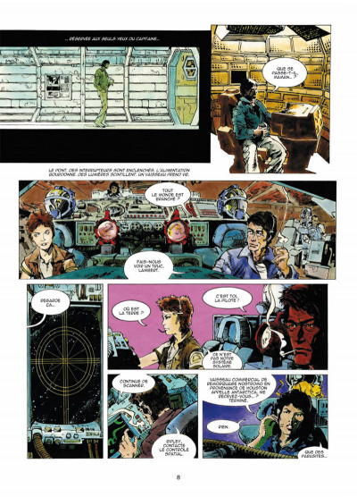 Page 5 Alien - le huitième passager