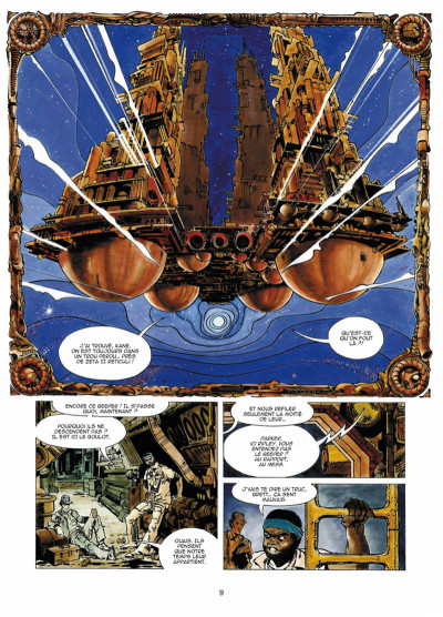 Page 6 Alien - le huitième passager