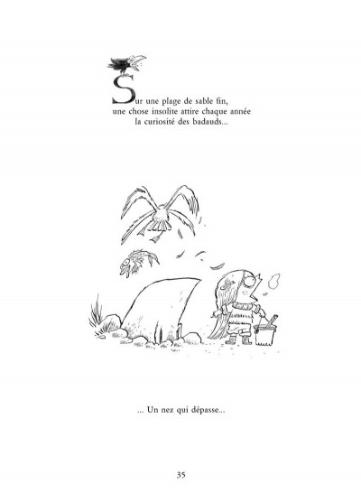 Page 3 Billy Brouillard - les comptines malfaisantes tome 2