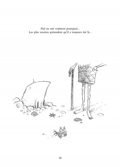 Page 4 Billy Brouillard - les comptines malfaisantes tome 2