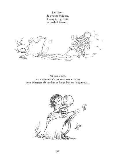 Page 6 Billy Brouillard - les comptines malfaisantes tome 2