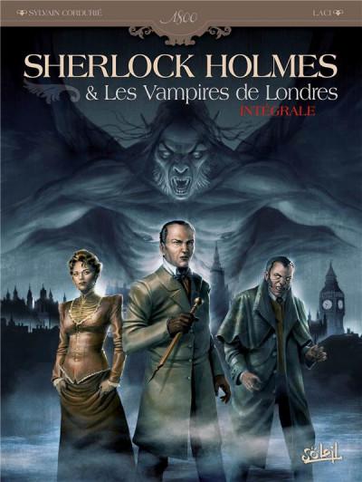 image de Sherlock Holmes et les vampires de Londres - Intégrale Tome 1 + Tome 2