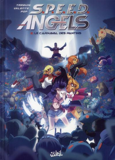 image de S.P.E.E.D. angels tome 2 - le carnaval des pantins