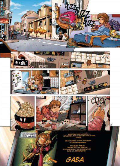 Page 1 Noob HORS-SERIE ; Tenshirock nous a piratés ! best of 3D