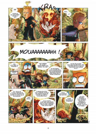 Page 4 Noob HORS-SERIE ; Tenshirock nous a piratés ! best of 3D