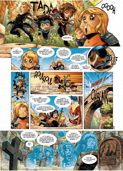 Page 6 Noob HORS-SERIE ; Tenshirock nous a piratés ! best of 3D