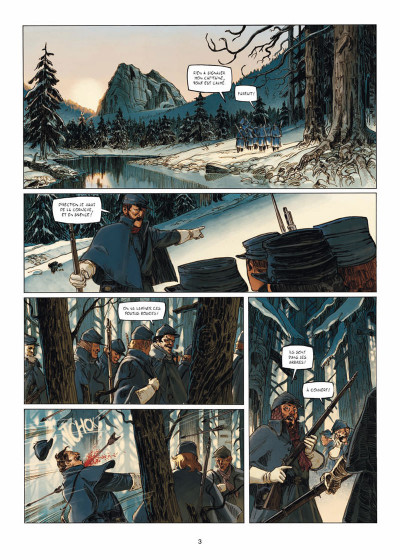 Page 1 l'Ours-Lune tome 2 - Nukpana