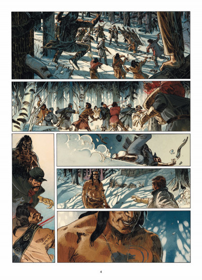 Page 2 l'Ours-Lune tome 2 - Nukpana