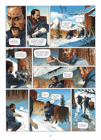 Page 6 l'Ours-Lune tome 2 - Nukpana