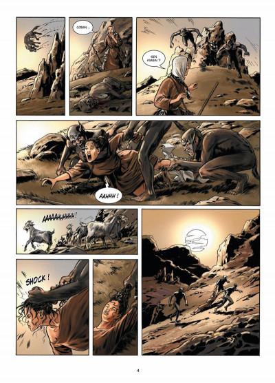 Page 2 Dracula, l'ordre des dragons tome 2 - cauchemar chtonien