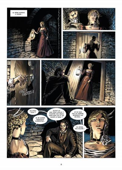 Page 6 Dracula, l'ordre des dragons tome 2 - cauchemar chtonien
