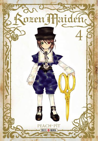 image de rozen maiden tome 4 - édition deluxe