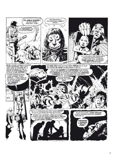 Page 4 Judge Dredd - intégrale tome 4