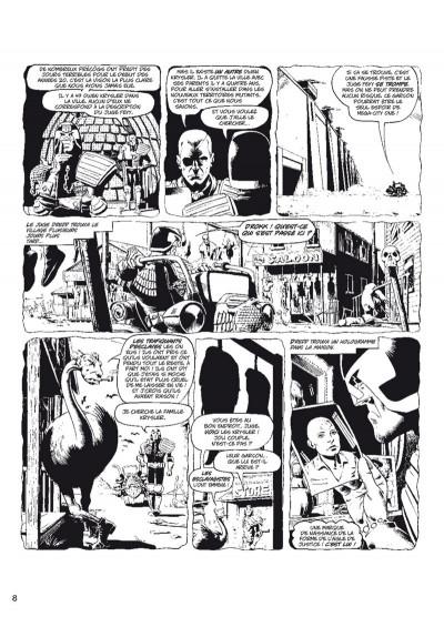 Page 5 Judge Dredd - intégrale tome 4