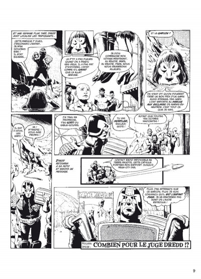 Page 6 Judge Dredd - intégrale tome 4