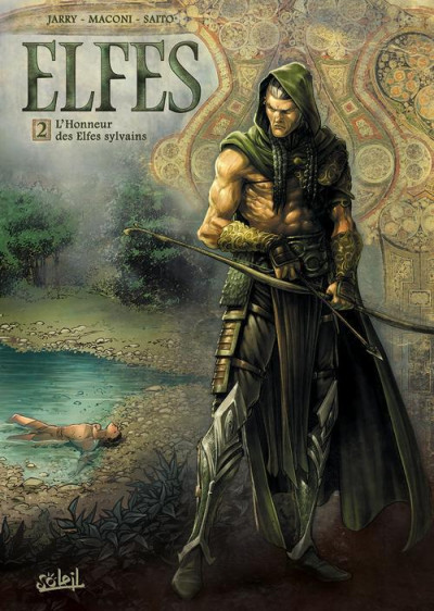 Couverture Elfes tome 2