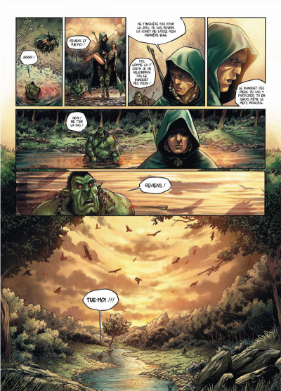 Page 3 Elfes tome 2