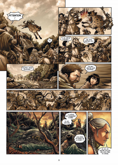 Page 6 Elfes tome 2