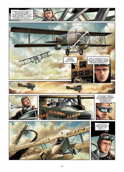Page 4 L'aéropostale - des pilotes de légendes tome 1 - Guillaumet