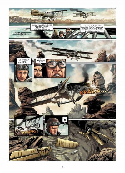Page 5 L'aéropostale - des pilotes de légendes tome 1 - Guillaumet