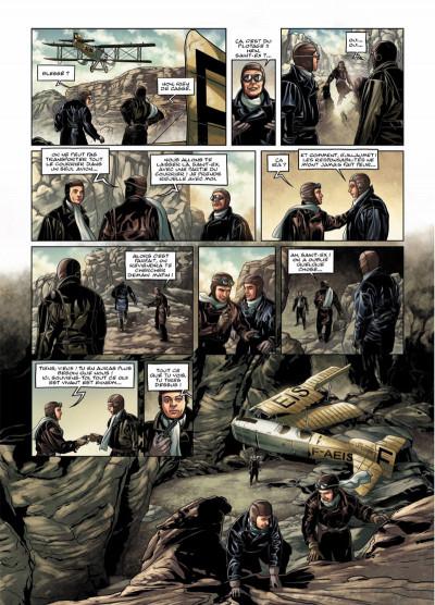 Page 6 L'aéropostale - des pilotes de légendes tome 1 - Guillaumet