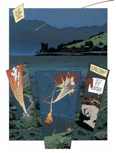 Page 1 Harry Dickson, le Sherlock Holmes américain T.5 - la nuit du météore