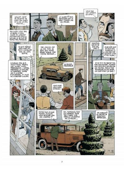 Page 5 Harry Dickson, le Sherlock Holmes américain T.5 - la nuit du météore